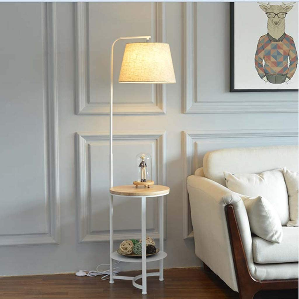 Floor lamp & Table lamp (including