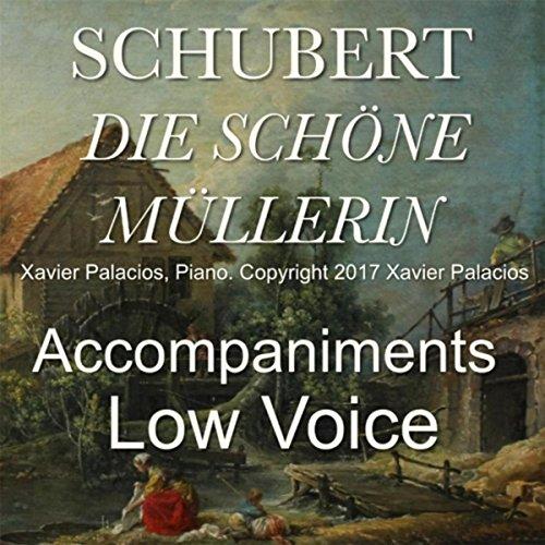Die schöne Müllerin, D. 795: No. 13, Mit dem Grünen Lautenbânde in G Major (Grün G)
