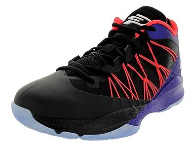 Nike Jordan Men\u0026#39;s Jordan CP3.VII AE Black/Wht/Drk Cncrd/Infrrd