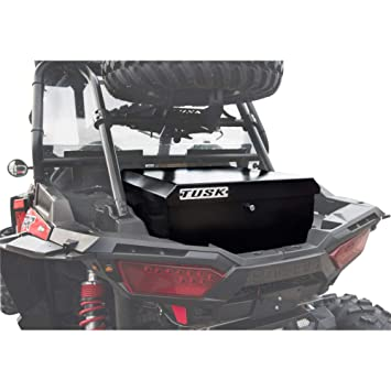 Amazon.com: Tusk UTV Cargo Box - Fits: Polaris Ranger RZR XP 4 Turbo EPS 2016-2019: Automotive