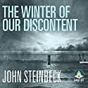 The Winter of our Discontent Hörbuch von John Steinbeck Gesprochen von: Jeff Harding