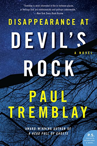 Disappearance at Devil's Rock: A Novel by [Tremblay, Paul]
