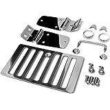 Smittybilt 7465 Stainless Steel Complete Hood Kit