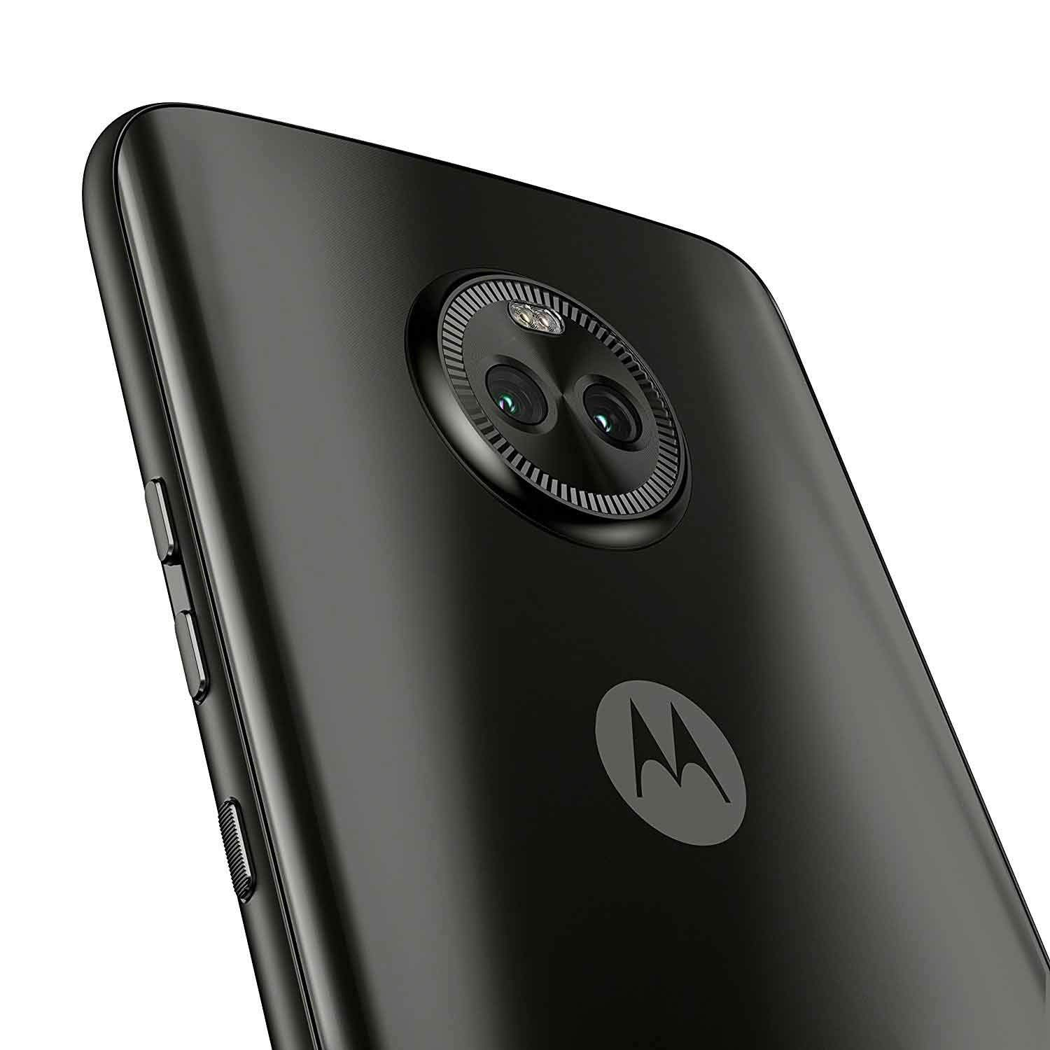 Moto X (4th Generation) - with Amazon Alexa hands-free – 32 GB - Unlocked – Super Black - Prime Exclusive by Motorola (Image #5)