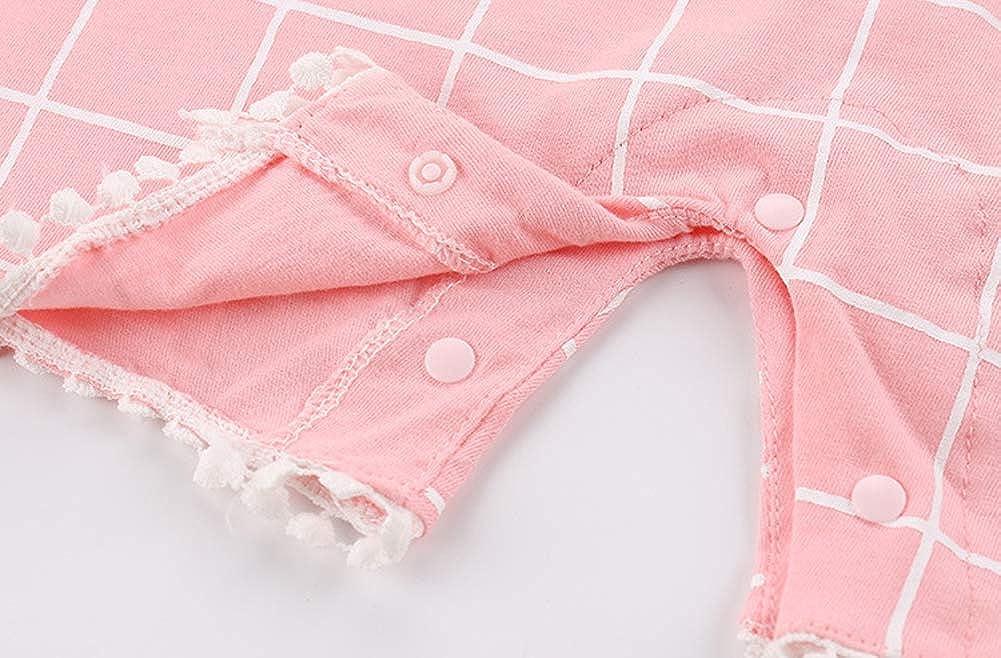 Habigua Little Girls Breathable Animals Dress Pajama Snug Fit Pjs Red