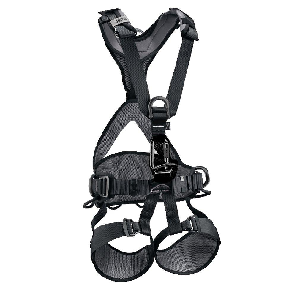 Petzl AVAO BOD FAST fall arrest harness Black size 1 CSA NFPA ANSI by Petzl