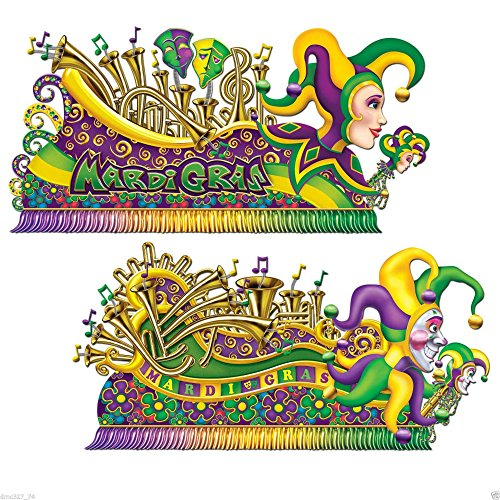 - MARDI GRAS Fat Tuesday French Quarter Party Decoration PARADE FLOAT Add On PROPS