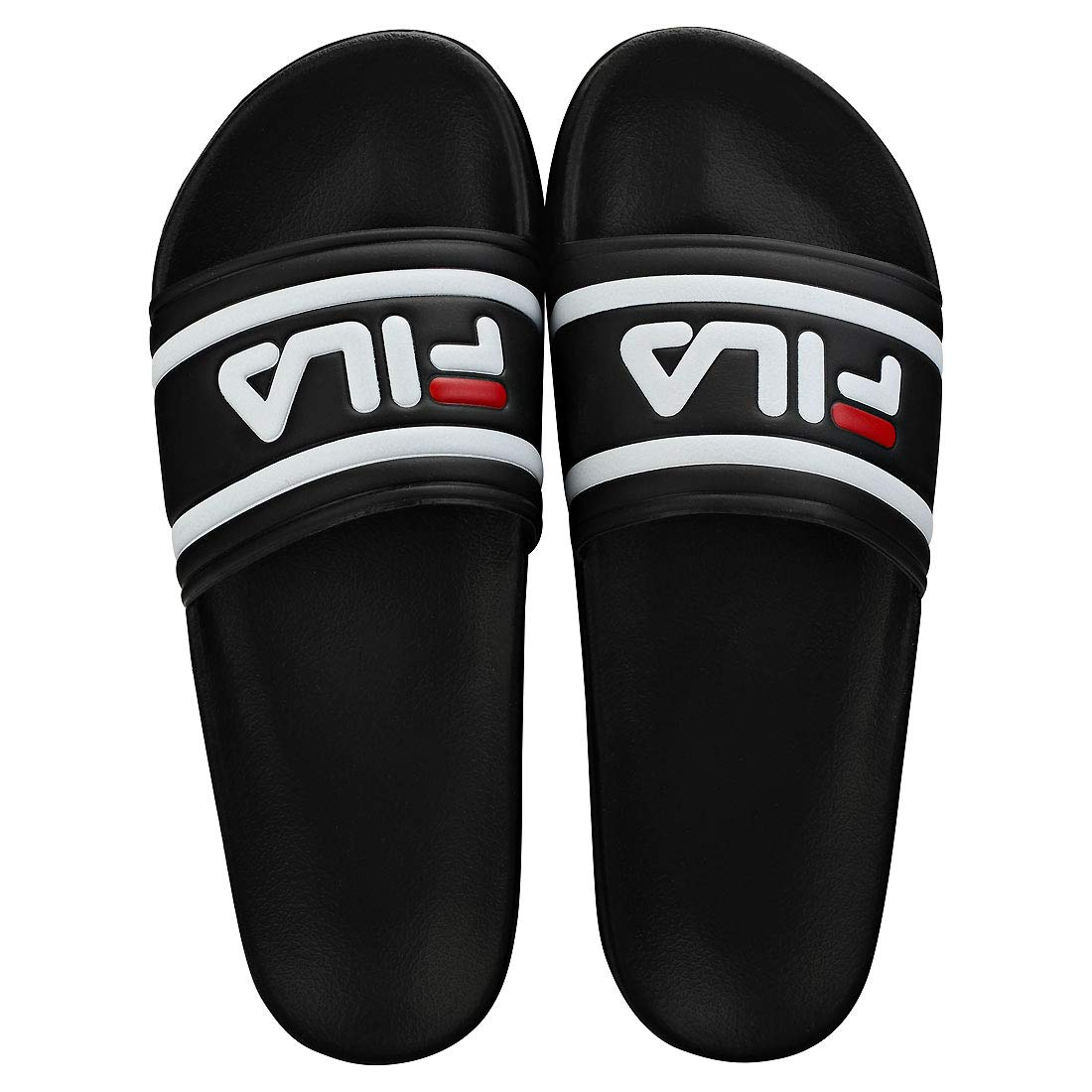 c86c74a4275ece Fila Men Sandals Palm Beach Black 46  Amazon.co.uk  Shoes   Bags