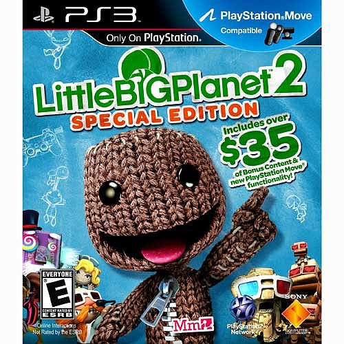 Little Big Planet 2: Special Edition for Sony PS3