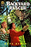Backyard Rescue, Hope Ryden, 0688154964