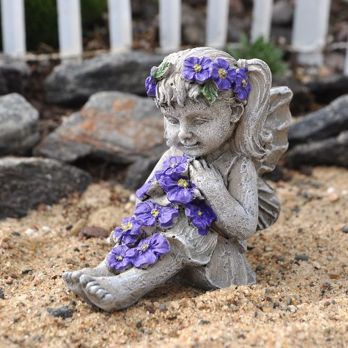 Miniature Garden Fairy Jill Jane