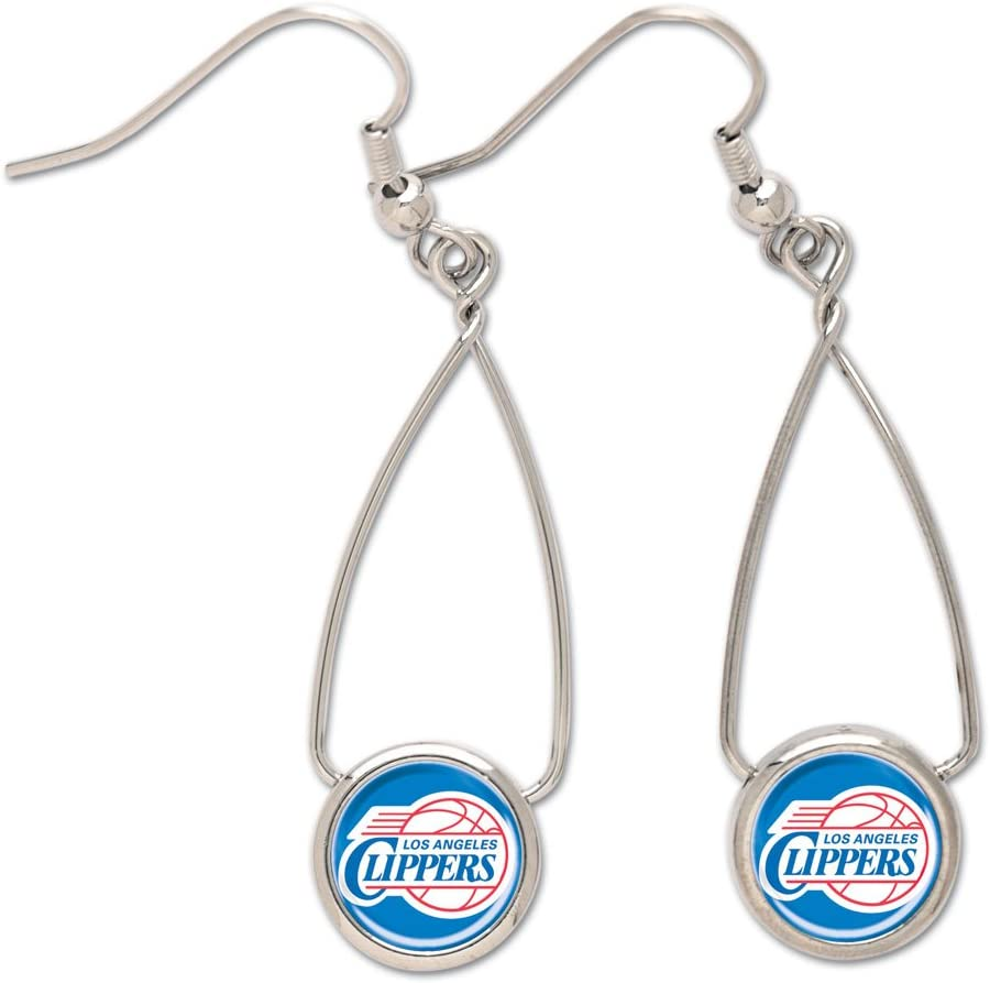 WinCraft Buffalo Sabres French Loop Earrings