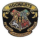 Harry Potter HOGWARTS Crest PATCH - House of Hogwarts