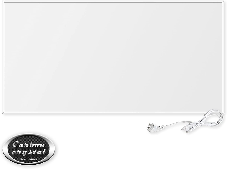 Viesta F700 Panel Radiador de infrarrojos Calefacción ultradelgado Blanco de 700W