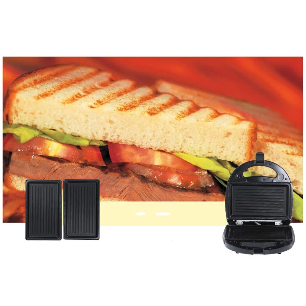 Sguan-wu - Sandwichera eléctrica 3 en 1 para cocina o desayuno ...
