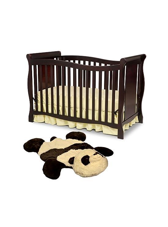 Soft Baby Rug Baberoo Bee Plush Nursery Rug 37x30
