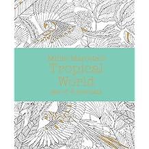 Millie Marotta's Tropical World: Set of 3 Journals