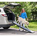 Pet Gear Tri-Fold Ramp 71 inch Pet Ramp supports 200LBS by Pet Gear