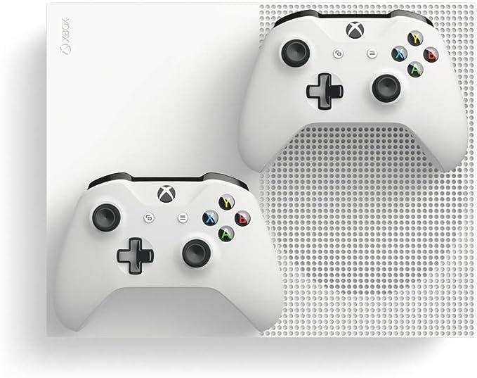 Xbox One S - Consola 1 TB + 2 Mandos a Distancia: Amazon.es ...
