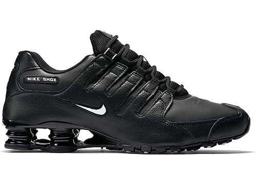 huge discount b50c6 631db Nike Men s Shox NZ EU Black White 501524-091 (SIZE  10)  NIKE  Amazon.ca   Shoes   Handbags