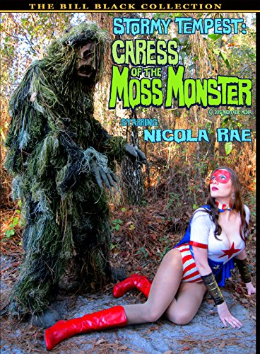 Stormy Tempest: Caress Of The Moss Monster (Tied Up Girls compare prices)