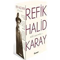 Refik Halid Karay'dan Türk Edebiyatının En Seçkin Eserleri: Kutulu, Memleket Hikayeleri - Nilgün - Deli - Üçlü Nesil Üç Hayat - Ay Peşinde