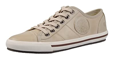 Dockers Damen Sneakers Sneaker beige creme, Schuhe