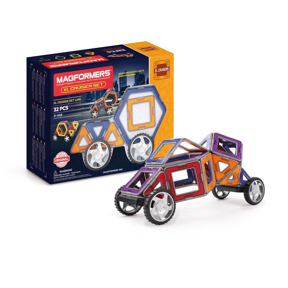 tienda de venta Magformers - XL Cruisers, set de de de 32 piezas magnéticas (706001)  punto de venta