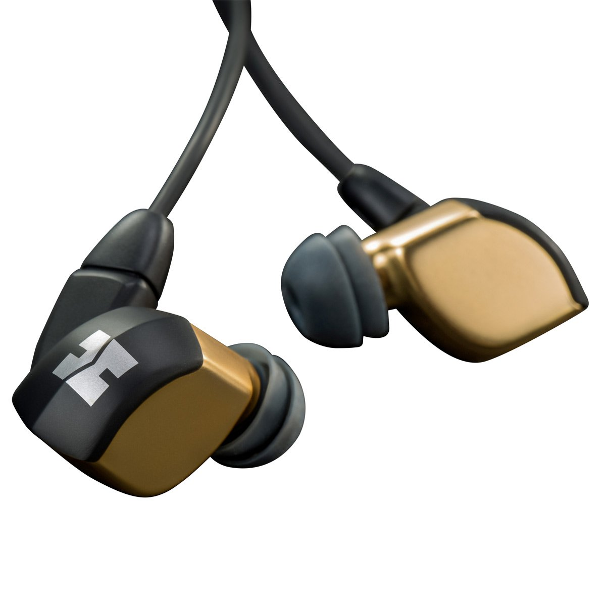 HifiMan Electronics RE2000 In-Ear Headphones (Gold/Black) by HiFiMAn Electronics