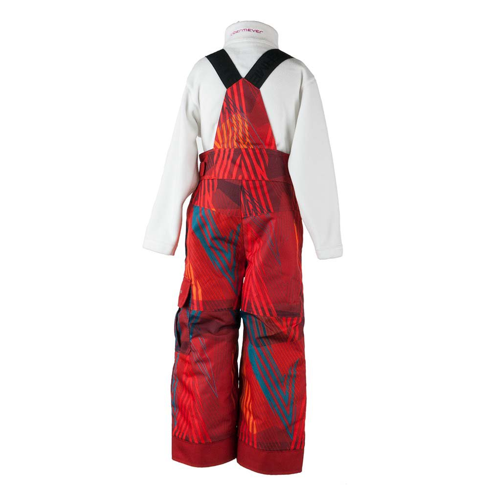 Obermeyer Kids Boys Volt Pant Novelty Thunder Red 6