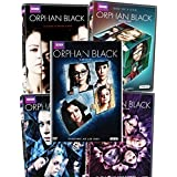ORPHAN BLACK. SEASON 1-5. THE COMPLETE SERIES