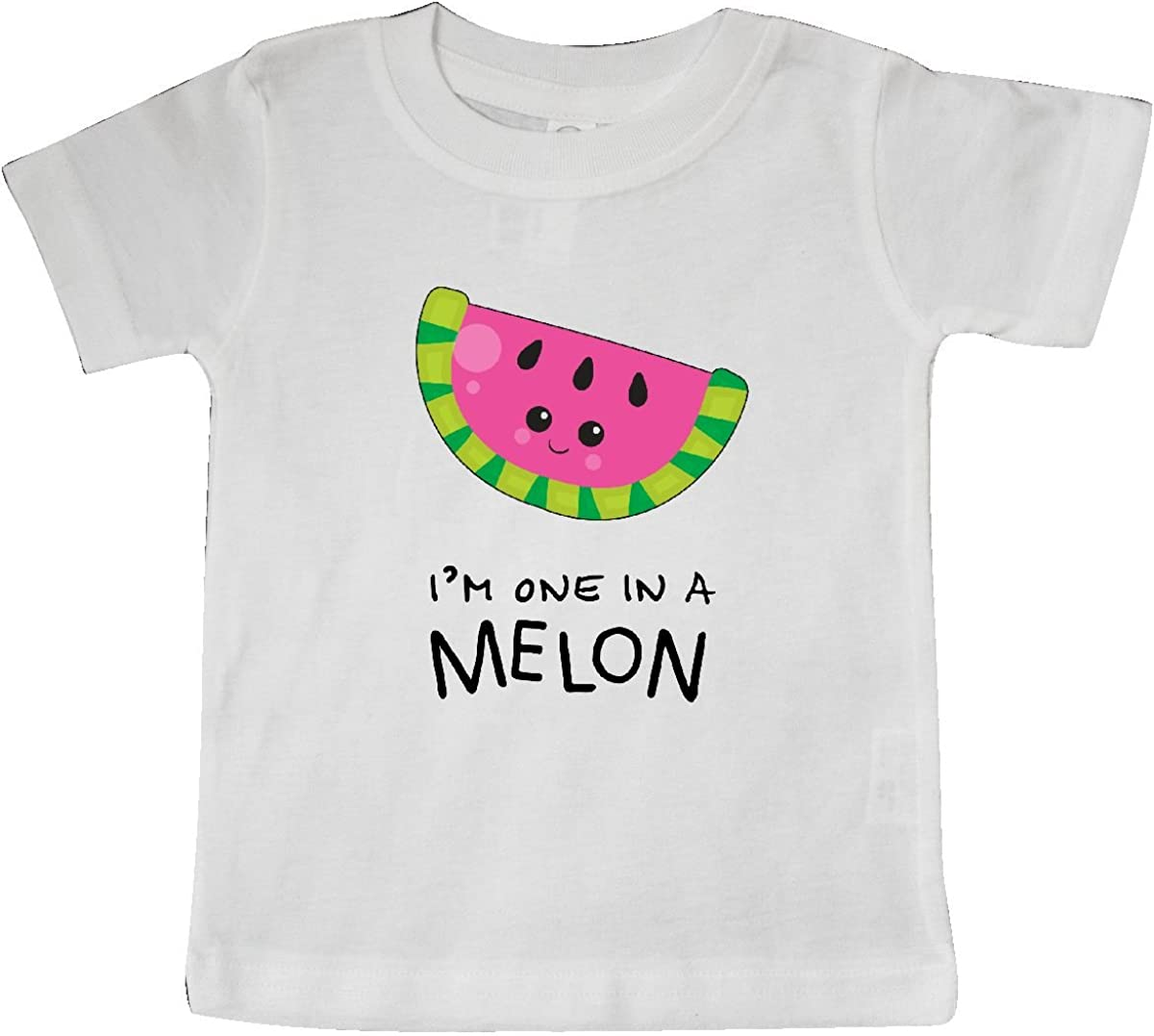 inktastic Im 5 and Sweet with Cute Watermelon Toddler T-Shirt