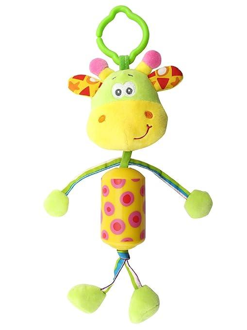 Happy Monkey - Juguete Colgante Babi Infantil Muñeca Peluche ...