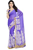 Vaamsi Women Chiffon Saree