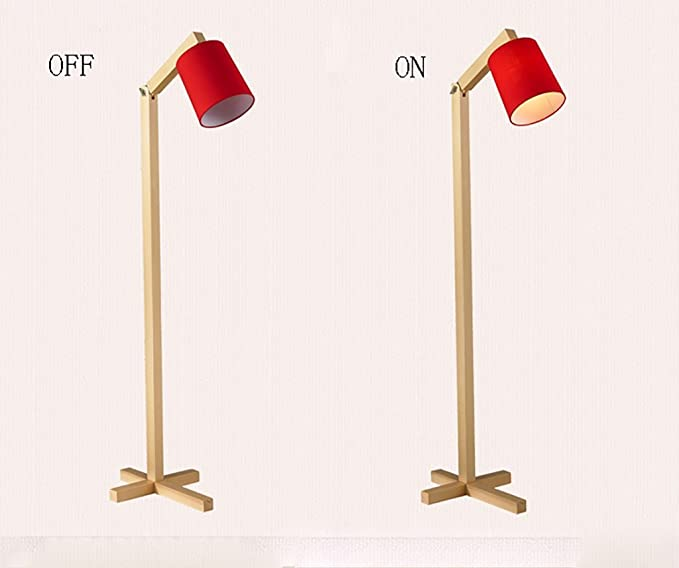 Amazon.com: QYJZI Floor Lamps European living room bedroom ...