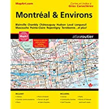Deluxe Montreal and Area Guide