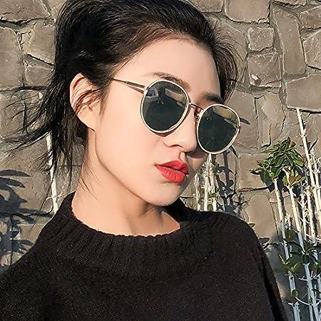 Occhiali da Sole Semplice e comodo movimento di peste anti UV occhiali da sole Occhiali da sole retrò lady tainted bicchieri,black box