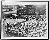 1964 Photo Elijah Muhammad addressing an assembly of Muslim followers] / World Telegram & Sun photo by Stanley Wolfson.