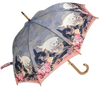 Stick paraguas – gato amigos (103 cm X 87 ...