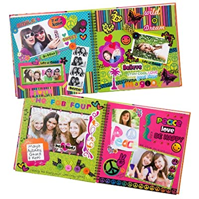 Alex Craft Groovy Scrapbook Kids Art and Craft Activity: Toys & Games