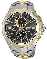 Seiko Men's Coutura Solar Perpetual Chronograph Watch