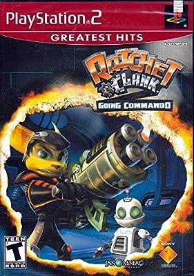 Ratchet & Clank Going Commando