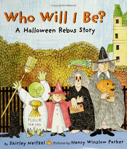 Who Will I Be?: A Halloween Rebus Story pdf