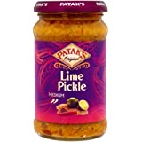 Patak's Lime Pickle Medium (283g)