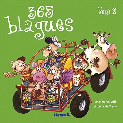 365 blagues - Tome 2 Broché – 7 octobre 2010 Fabrice LELARGE Hemma 2508004472 379782508004476