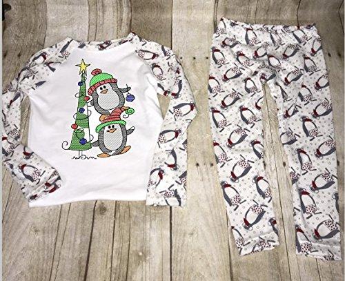 Christmas Leggings and Shirt