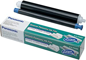 Panasonic KX-FA93 70m Film Roll for KX-FHD331 Series