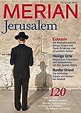 MERIAN Jerusalem (MERIAN Hefte)