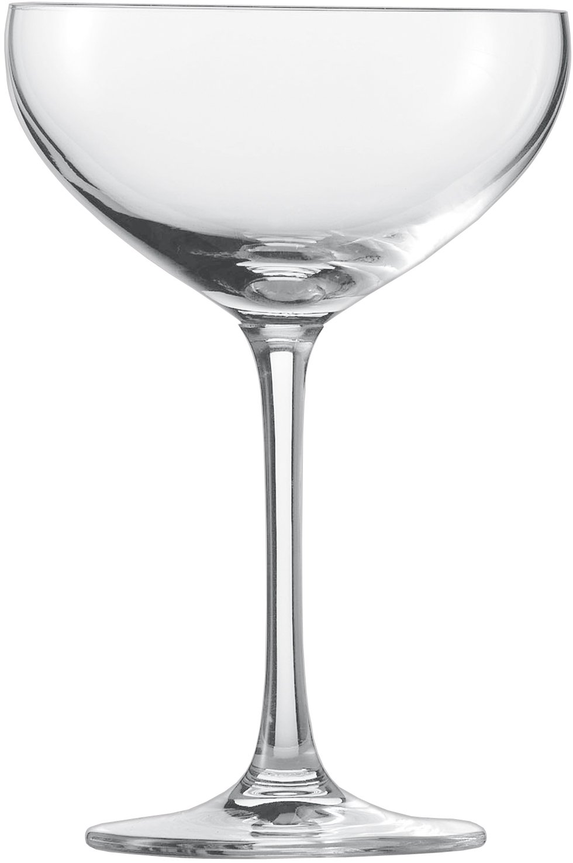 Schott Zwiesel Bar Special Champagne Saucer, Pack of 6 Zwiesel Kristalglas 111219