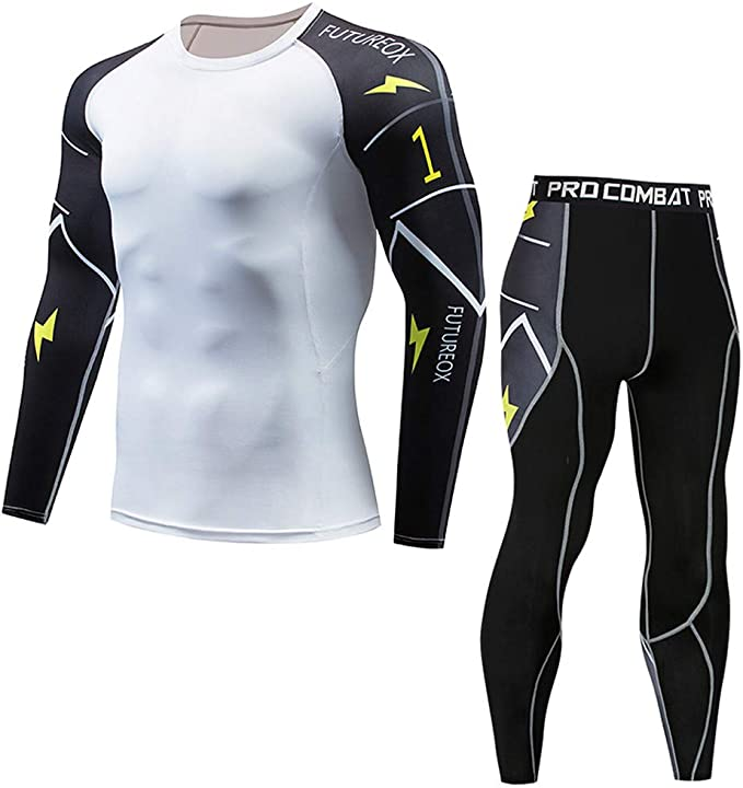 POLP Chándal de Hombres Casual Camiseta Fitness Transpirable Tops ...